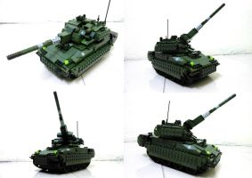 Lego Compact Tank 14.1 by SOS101