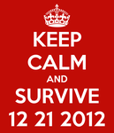Keep Calm And Survive by MyForbiddenSong