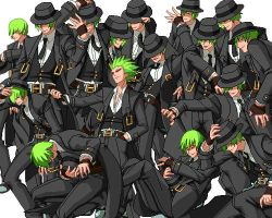 I think she likes Hazama..alot by Huyosumi