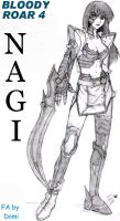 Nagi the Spurious by ViCoDe