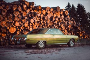 1973 Dart by AmericanMuscle