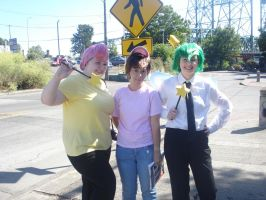 Fairly ODD parents Cosplay Kumoricon 2012 by FruitCider
