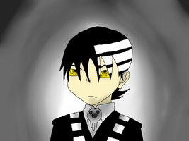 RQ- Death the Kid -colored- by DibFan4LifeX3
