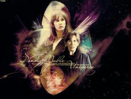 Donna Noble by miraradak
