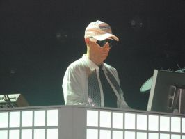 Chris Lowe by musicalcat