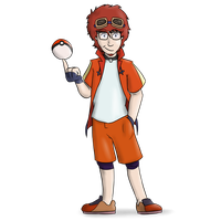 Ace Trainer Scribbsie by timsplosion