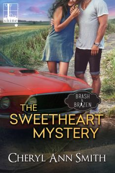 The Sweetheart Mystery by Cheryl Ann Smith, Lyrica by CoraGraphics