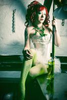 Absinth Fairy by blumilein