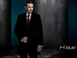 M suit advert campaign.... by SOOO