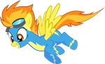 Spitfire (From the season 2 poster) by Pegasus-Drake