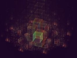 Birth of a 3D Particle by Timster91