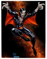 art adam's morbius by rcardoso530