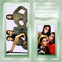 +Photopack Png Rihanna,Naomi y Iman by AHTZIRIDIRECTIONER