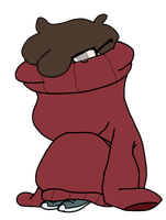 Ford's not here. He's in sweater town. by UranusDuck77