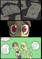 MLP Project - Blood is Thicker... 08 by Metal-Kitty