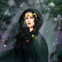 Morgana by Herbst-Regen