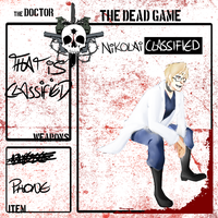 TDG - Doctor Nikolai by starexorcist