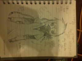 My First Naruto Oc by abbey1010