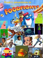 Pooh's adventures in Foodfight! by mrlorgin
