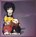 Chibi Gazette by NeoPhoenix