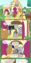 Return to Equestria - Page 03 by moemneop