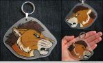 Timothy Keychain by FlannMoriath