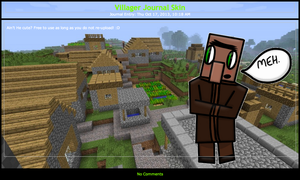 Villager Skin! by MelodyoftheNightFury