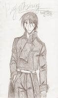 Roy Mustang by Carteraug21