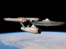 USS Republic by davemetlesits