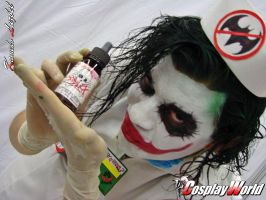 Outlet - Nurse Joker by TCW-Luzbel