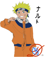 my 2nd Naruto by Shinobis-Destiny