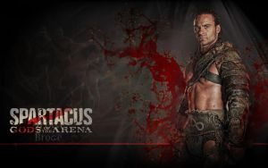spartacus gods of the arena by ahmetbroge