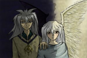 Angels by Taelifly
