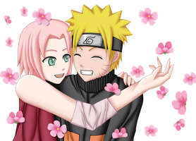 AR: NaruSaku by Wintre2