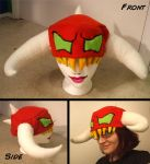 Commission: Cho'gath hat by Red-Flare