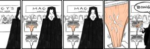 Snape would never .... by larkinheather