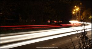 Slow Shutter Speed by BenBrotherton