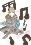 Demyx The Melodious Nocturne by Sephiano