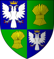 Arms of Uestmearc by Antrodemus