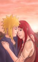 Minato and Kushina by girlUnknown