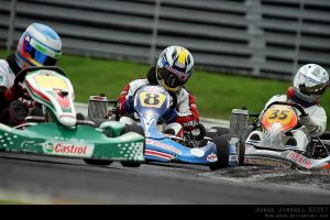 Karting - Close Racing by 6th-gear
