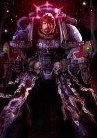 Unknown Primarch by slaine69