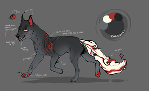 Canine adopt! SOLD by Rinermai