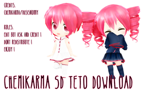 chemikarma sd teto download - teto birthday gift ! by chippedlilac