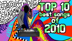 Top 10 Best 2010 by TheButterfly