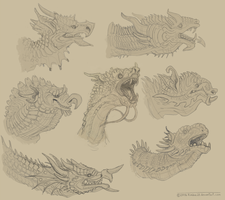 Dragon head variety dump by ZhBU