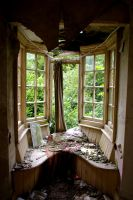 Abandoned 2 by Agzy