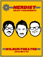 Nerdist Boys by StarzeroDigital