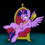 The princess will see you now... by Snapai