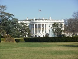 The White House by ANDREW115342